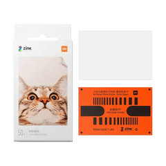 Mi Portable Photo Printer Paper (2x3-inch, 20-sheets)
