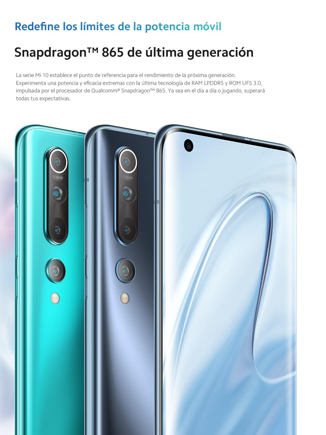 Xiaomi Mi 10 en la tienda Oficial de Xiaomi 002