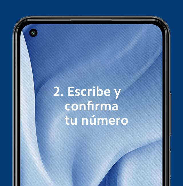 recarga Telcel paso 2